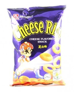 Regent Cheese Rings 2.12oz