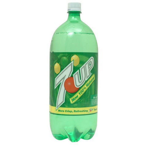 7-Up Soda Assorted Flavors 2L