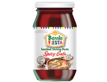Barrio Fiesta Bagoong With Spicy Gata 8oz