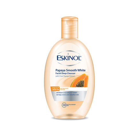 Eskinol Papaya Smooth White Facial Scrub