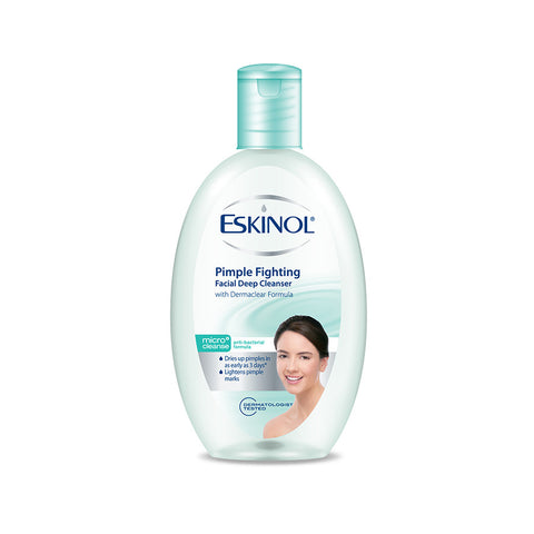 Eskinol Pimple Fighting Facial Deep Cleanser