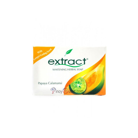 Extract Herbal Soap