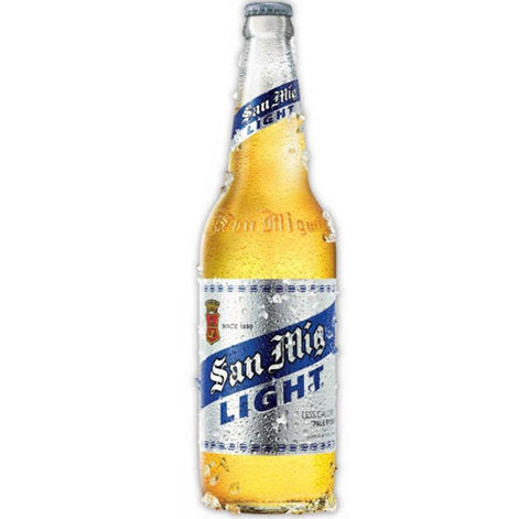 San Mig Light (12 bottles)