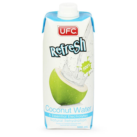 UFC Refresh Coconut Juice