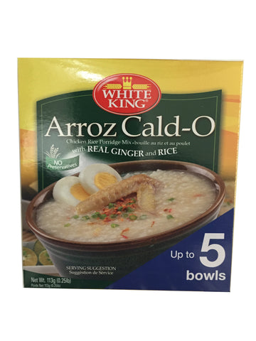 White King Arroz Cald-O