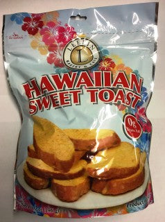 Leelin Hawaiian Sweet Toast 7oz