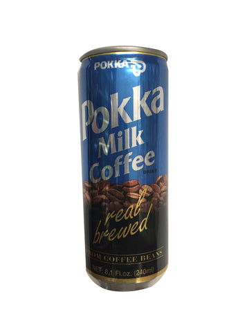Pokka Milk Coffee – Real Brewed