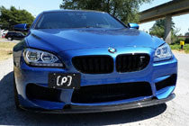 BMW 6-Series/M6 Gran Coupe (F06) 2013-2018 rho-plate V2