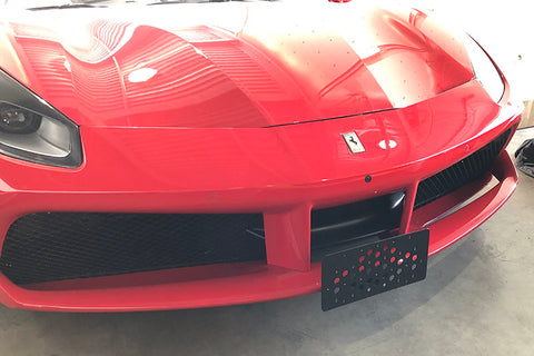 Ferrari 488 GTB / Spider Lip Clamp Mount