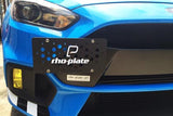 Ford Focus RS 2016-2018 rho-plate V2