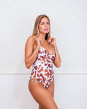 Cow One Piece Swimsuit