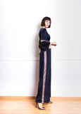 Lethe Trouser with Side Stripe