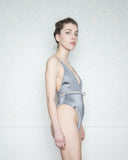 Ftonia Silver Swimsuit