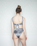 Methoni Silver Swimsuit