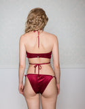 Ferousa Red Velvet Bikini Limited