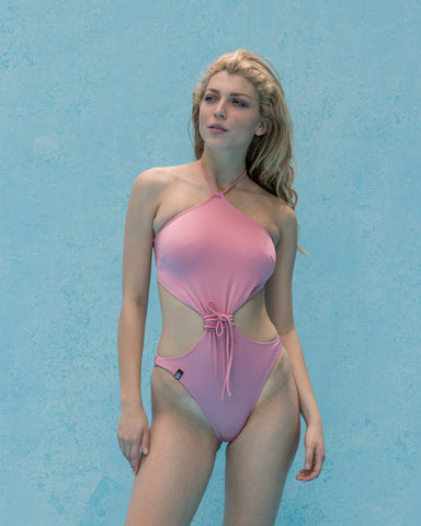 Nymphia Pink Swimsuit Coomig Soon