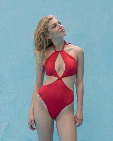Drimo Red Swimsuit