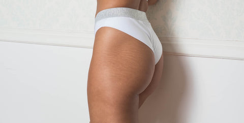 White Brazilian Briefs