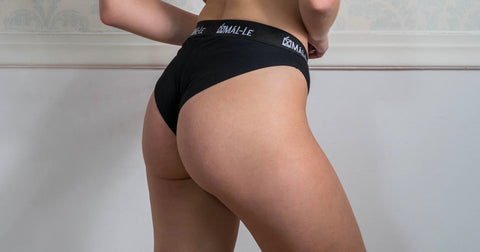 Basic Black Brazilian Briefs