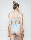 Methoni Baby Blue Swimsuit      Limited Color