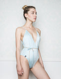 Ftonia Baby Blue Swimsuit    Limited Color