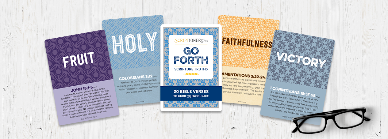 Scriptionery Scripture Cards