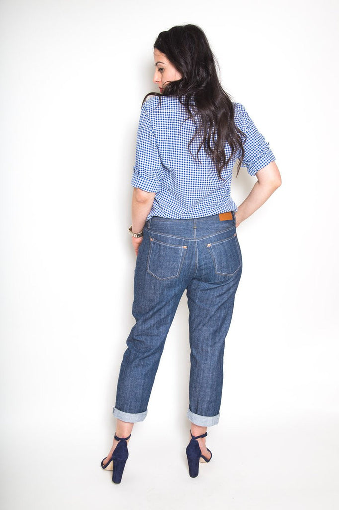 Jeans Masterclass with Heather Lou of Closet Case Patterns
