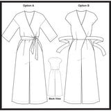 Sew a Zadie Jumpsuit with Paper Theory