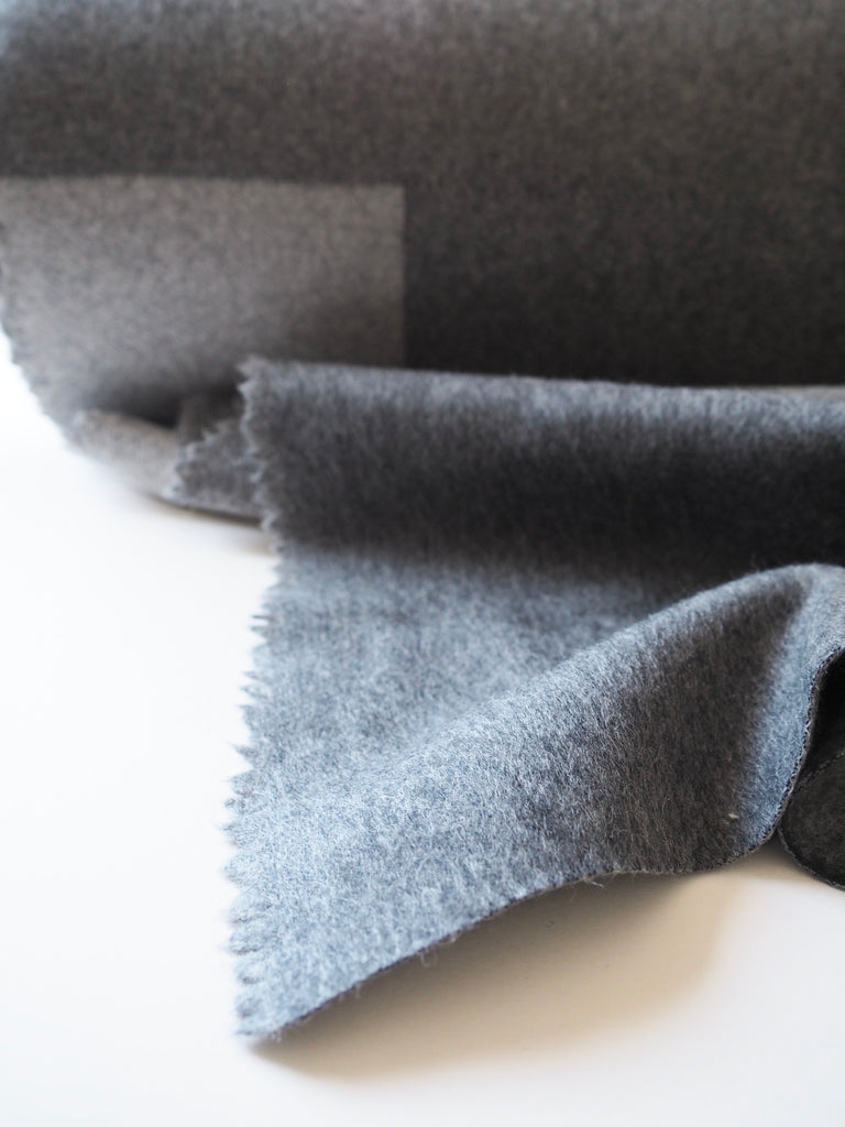 Chelsea Grey Block Wool