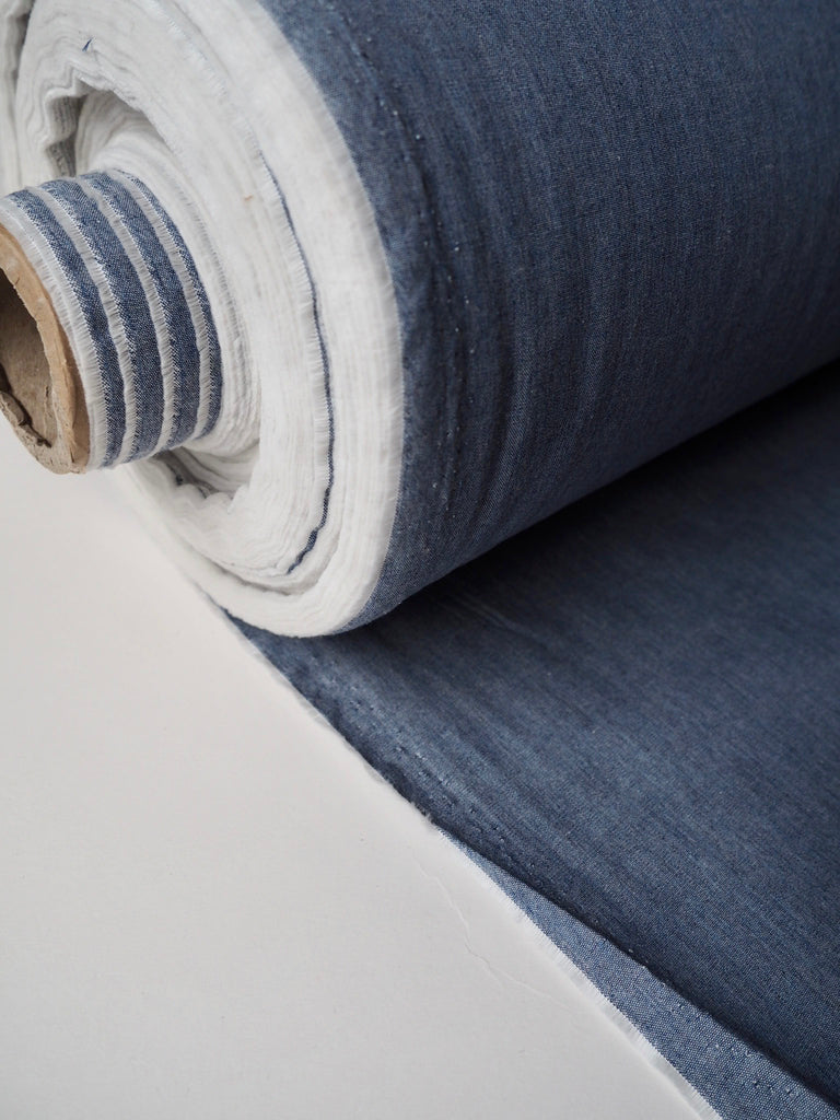 Cotton Chambray with ViralOff Treatment