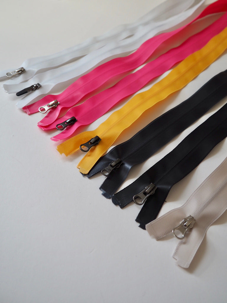 76cm/30inch Waterproof Open Ended Zips