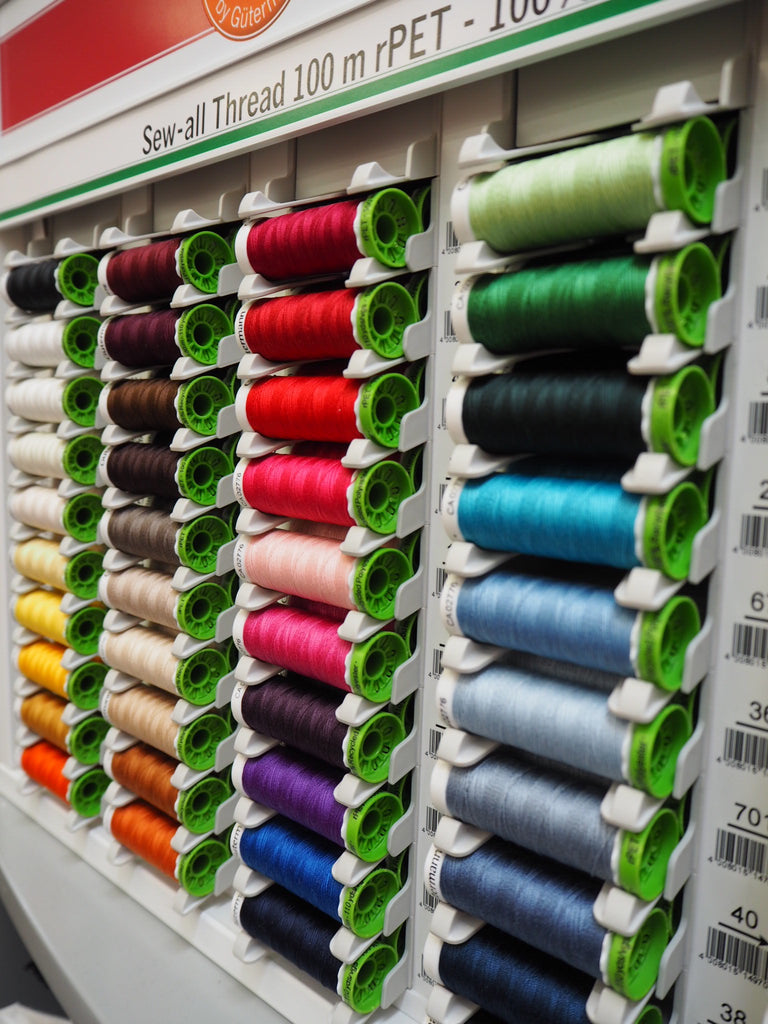 Gutermann Sew-All rPET Recycled Thread