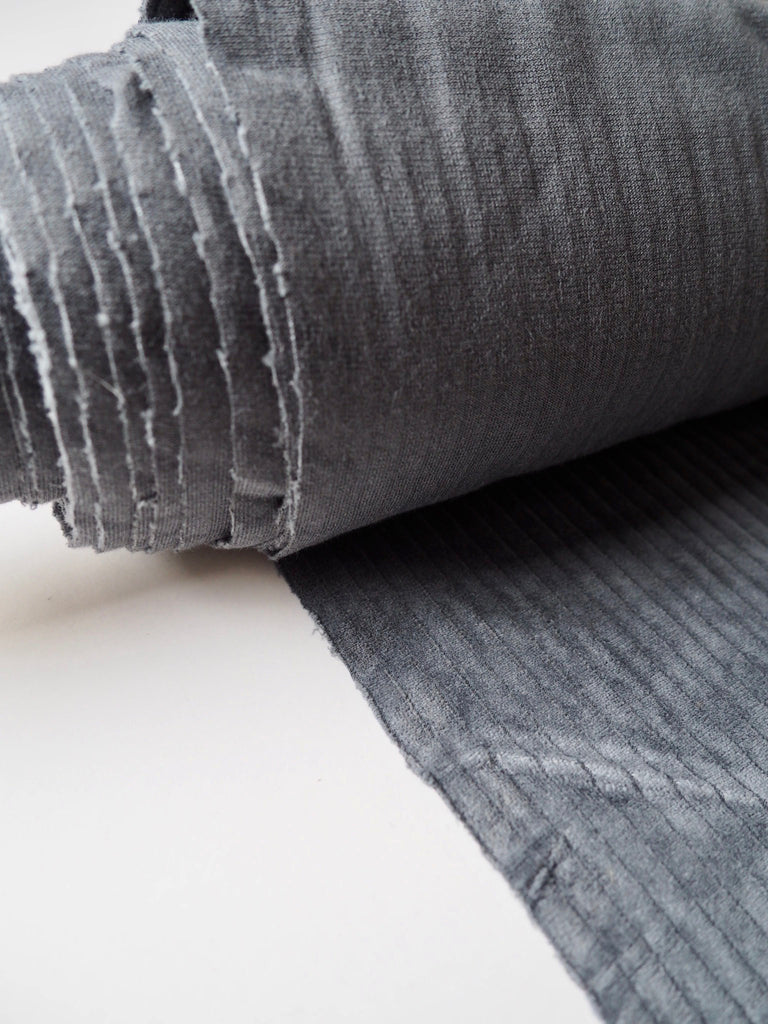 Grey Stretch Jumbo Cord