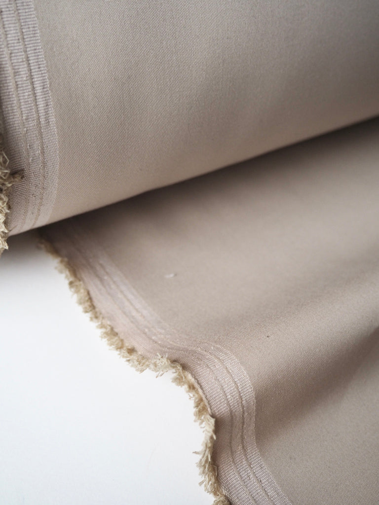 Stone Stretch Viscose Crepe