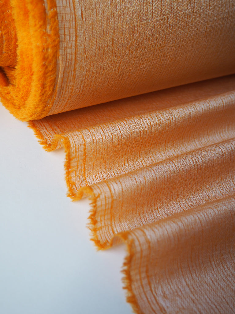 Turmeric Wool and Viscose Marl