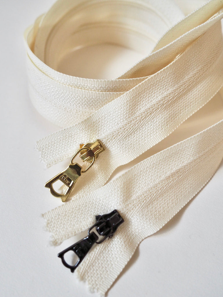 60cm/23inch Concealed Invisible Metal Hardware Zips