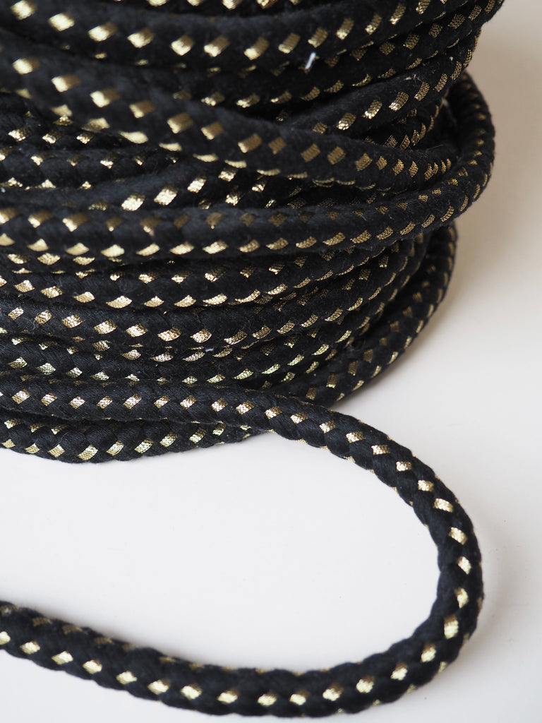 Night Sky Cotton Braided Rope 12mm