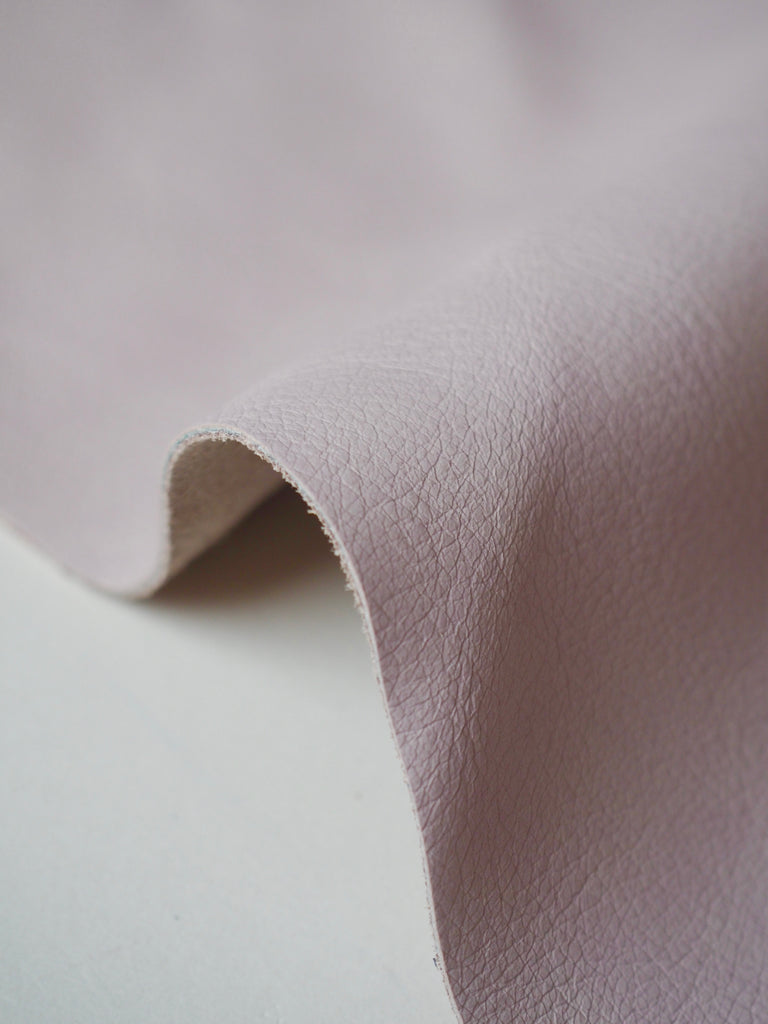 Pale Pink Cow Hide Leather 85 x 107cm (450)