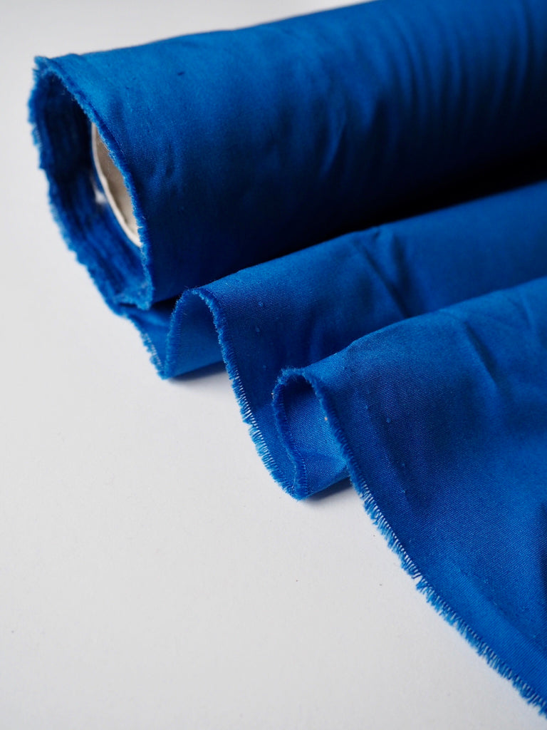 Blue Cotton Lining