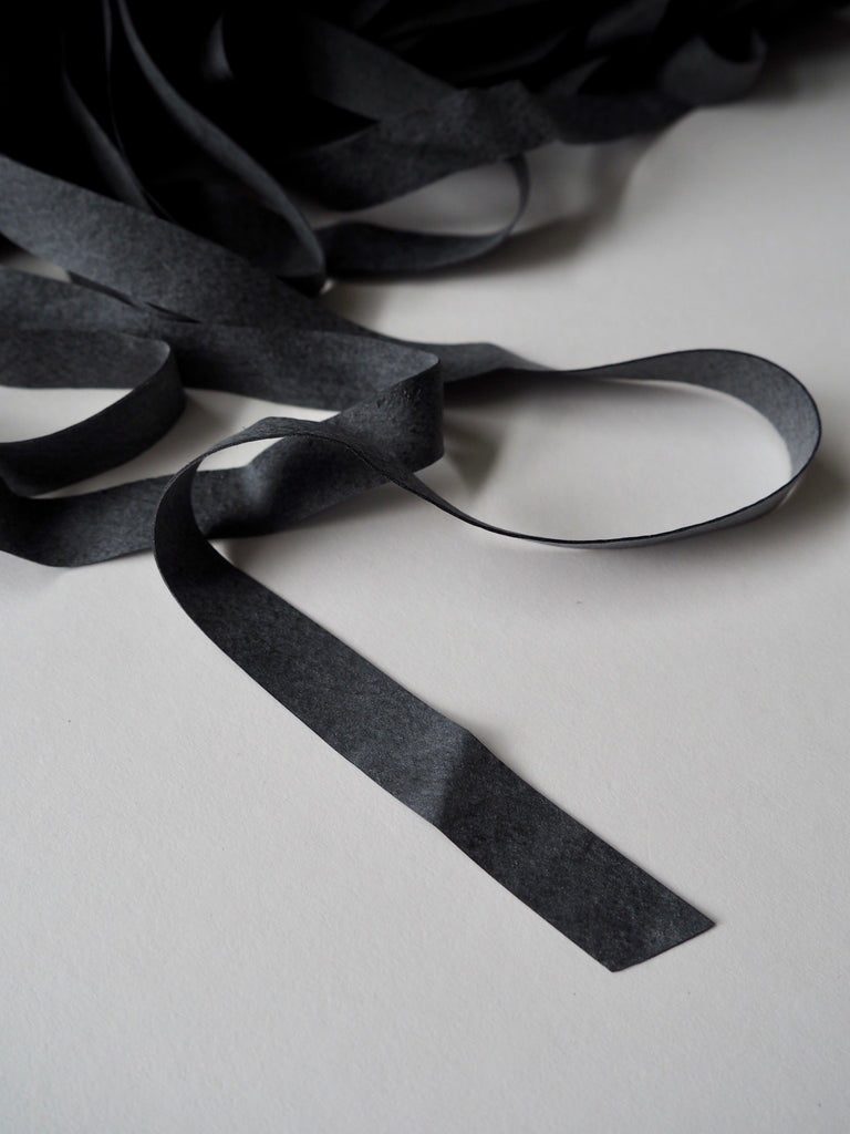 12.5mm Black Swimwear Elastic