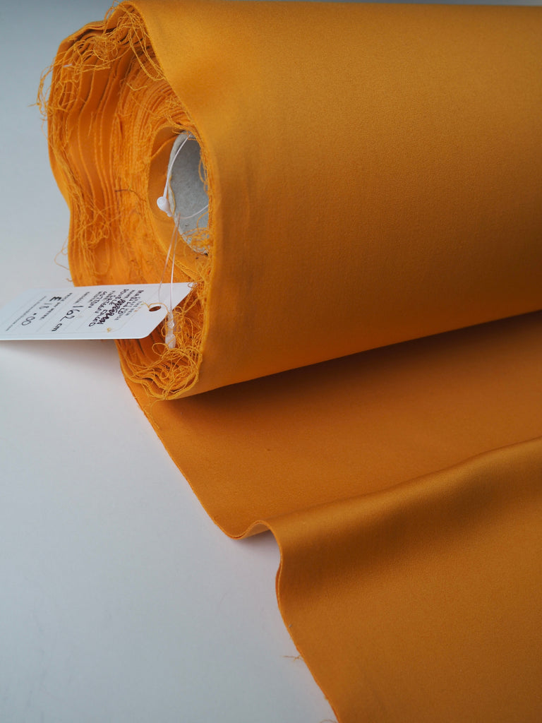 Marigold Double Cotton Sateen