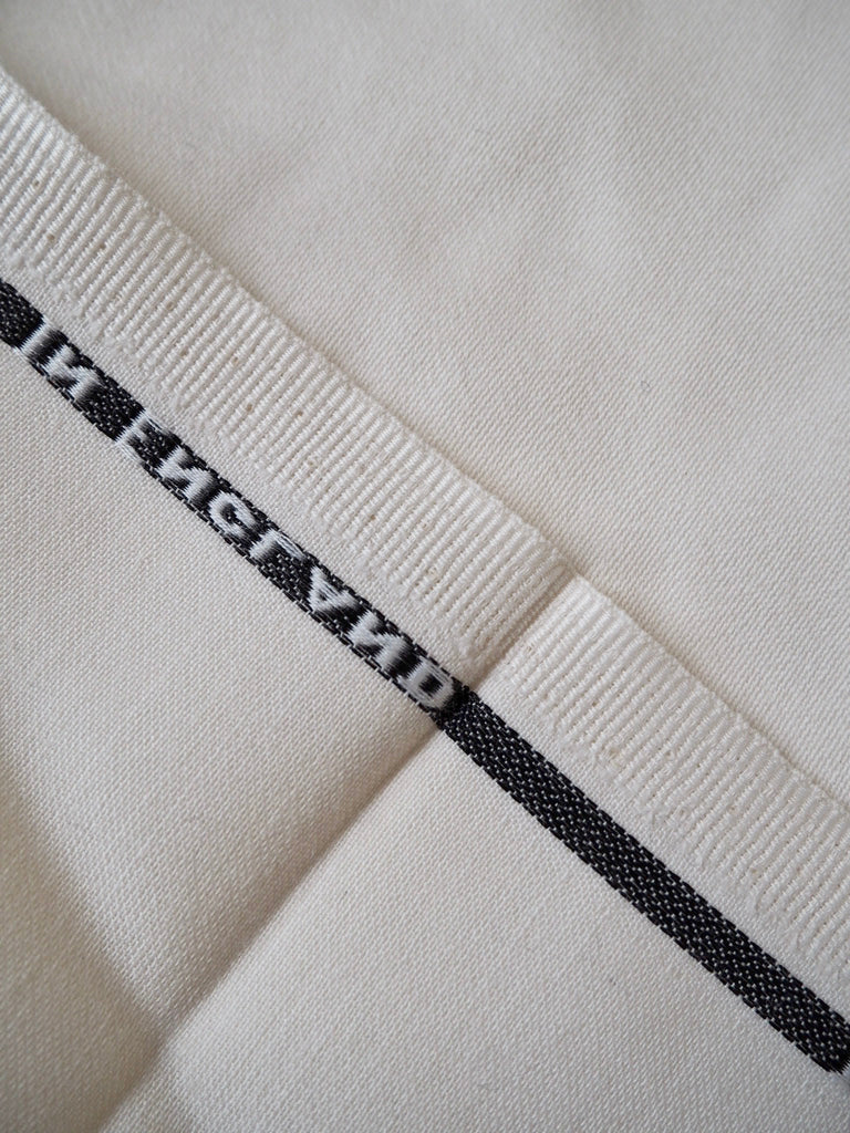 Ivory Wool Suiting