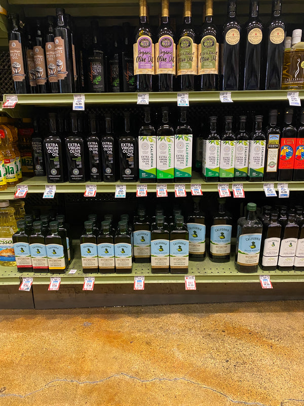 Your Guide to the Olive Oil Aisle