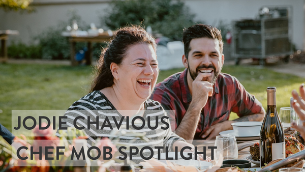 Jodie Chavious - Chef Mob Spotlight