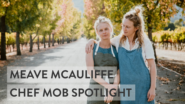 Meave Mcauliffe Chef Mob Spotlight