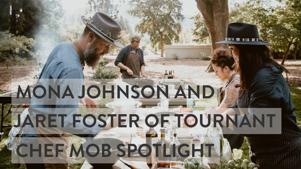 Chef's Johnson and Foster - Chef Mob Spotlight