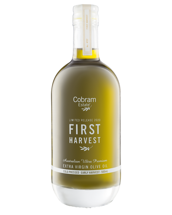 2020 Australia First Harvest Extra Virgin Olive Oil