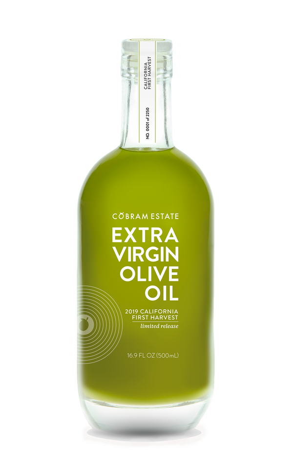 2019 California First Harvest Extra Virgin Olive Oil