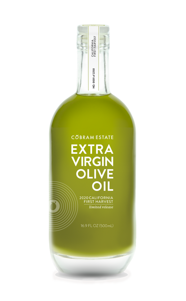 2020 California First Harvest Extra Virgin Olive Oil
