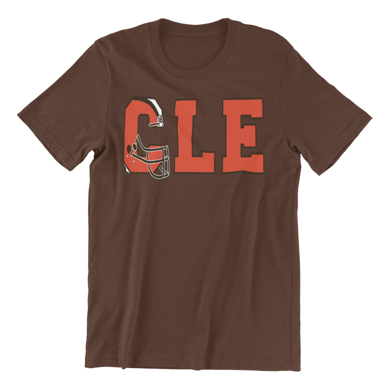 Cleveland Browns Football CLE Graphic T-Shirt